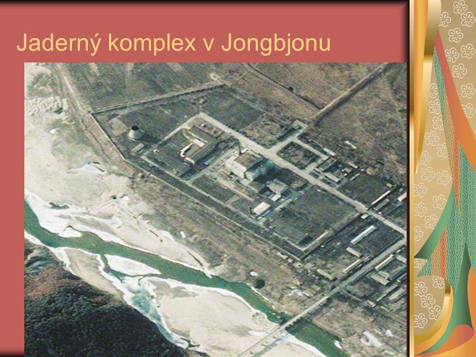 Jaderný komplex v Jongbjonu