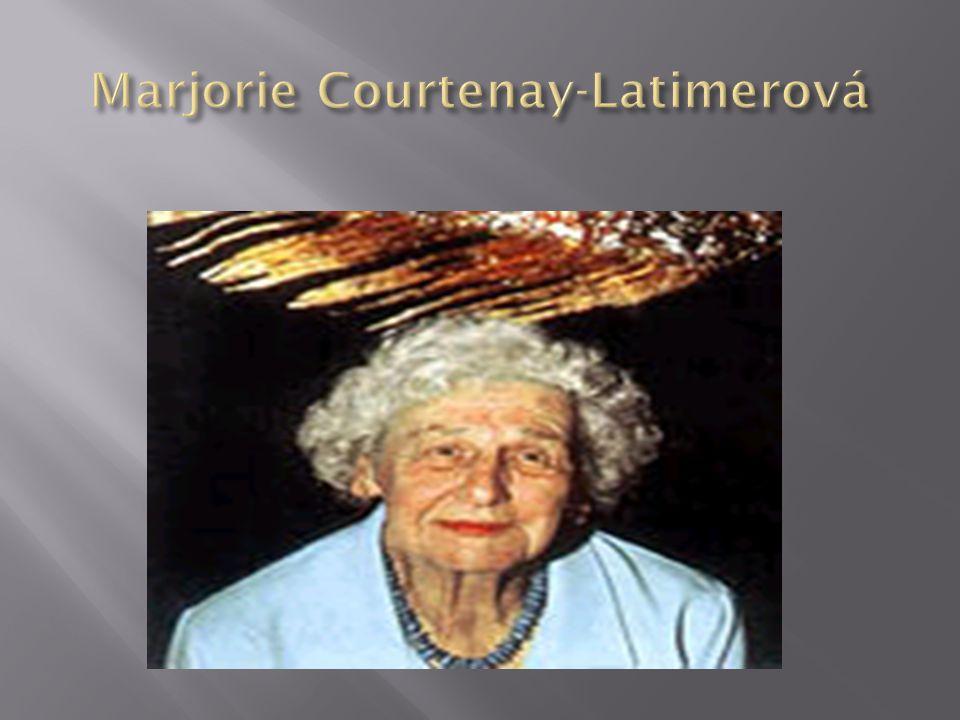 Marjorie Courtenay-Latimerová
