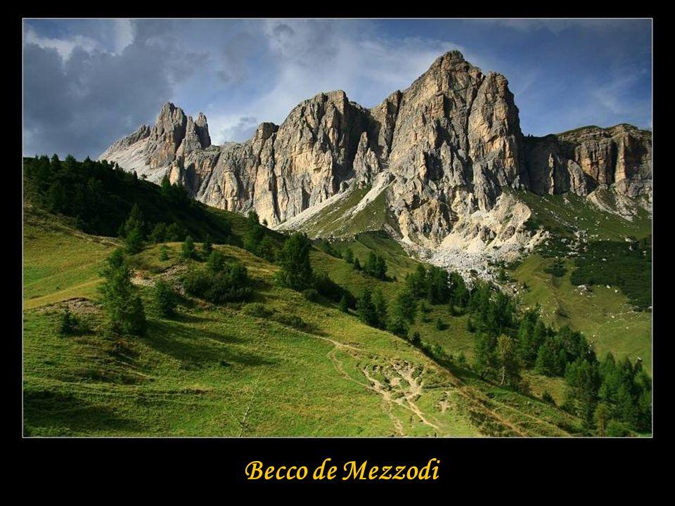 Becco de Mezzodi