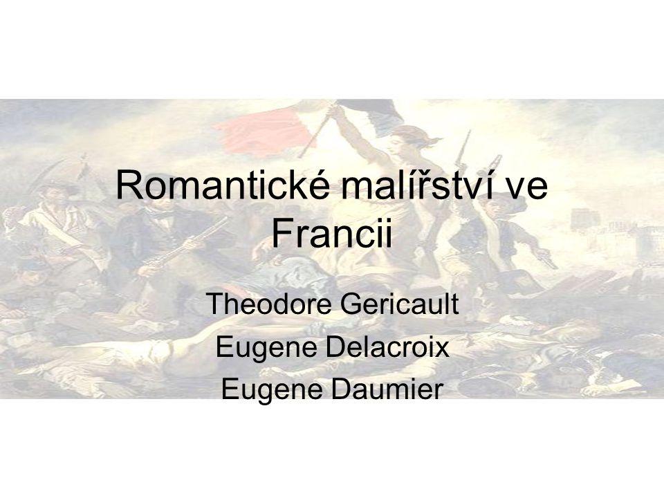 Romantické malířství ve Francii