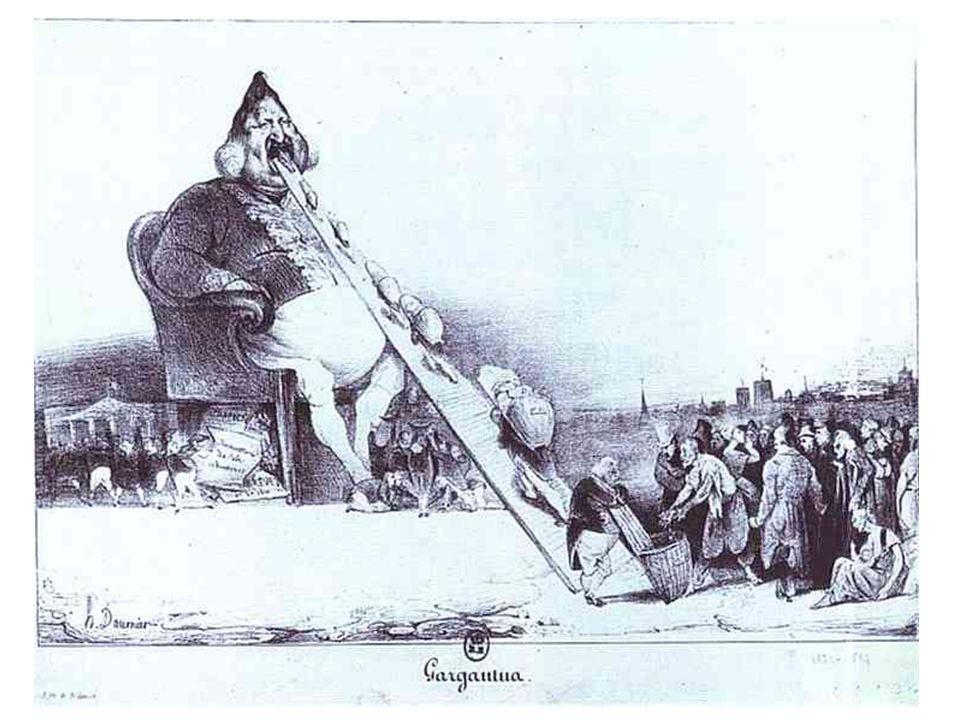 Gargantua: Ludvík Filip Orleánský
