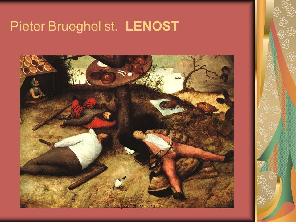 Pieter Brueghel st. LENOST