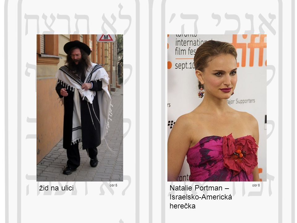 Natalie Portman – Israelsko-Americká herečka
