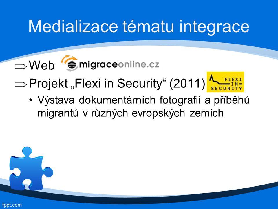 Medializace tématu integrace