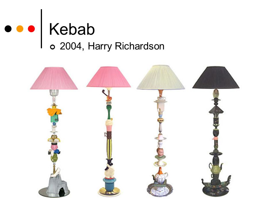 Kebab 2004, Harry Richardson