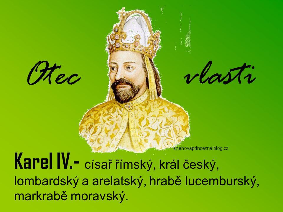 Otec vlasti. snehovaprincezna.blog.cz.