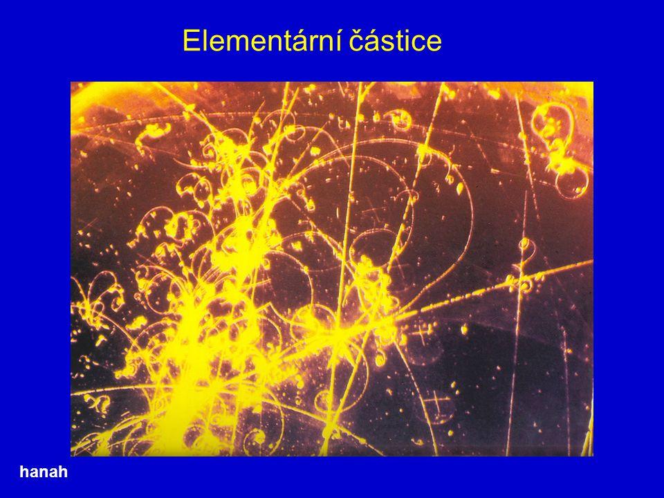 Elementární částice hanah