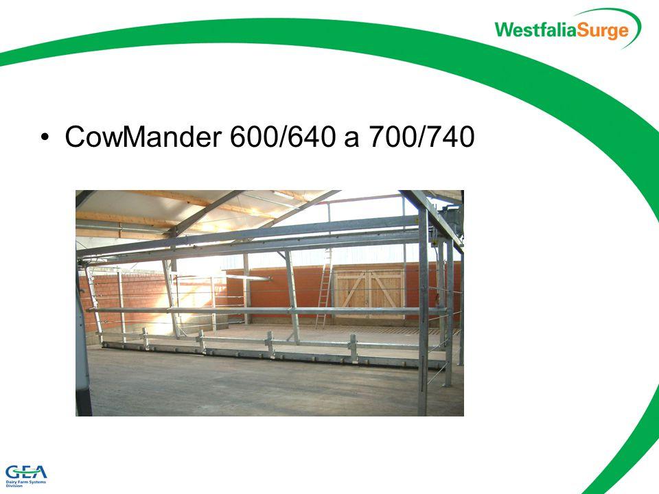 CowMander 600/640 a 700/740