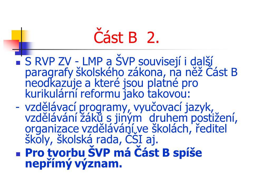 Část B 2.