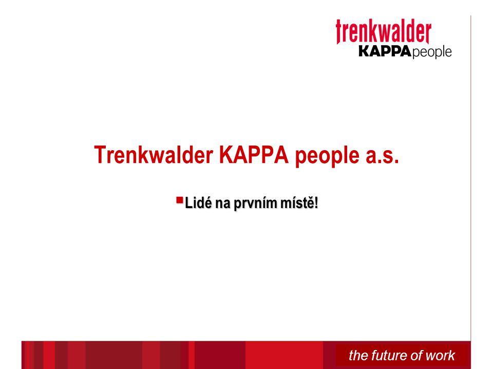 Trenkwalder KAPPA people a.s.