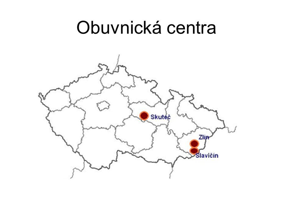 Obuvnická centra