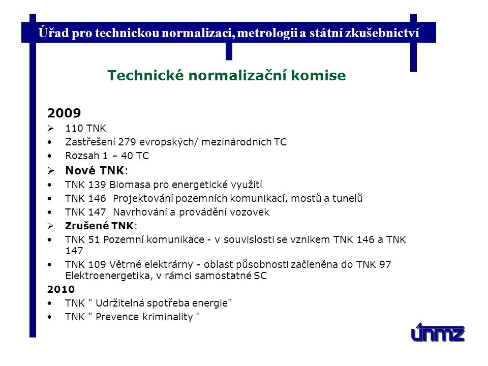 Technické normalizační komise