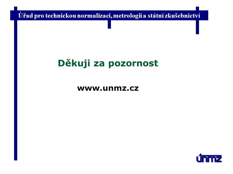 Děkuji za pozornost www.unmz.cz