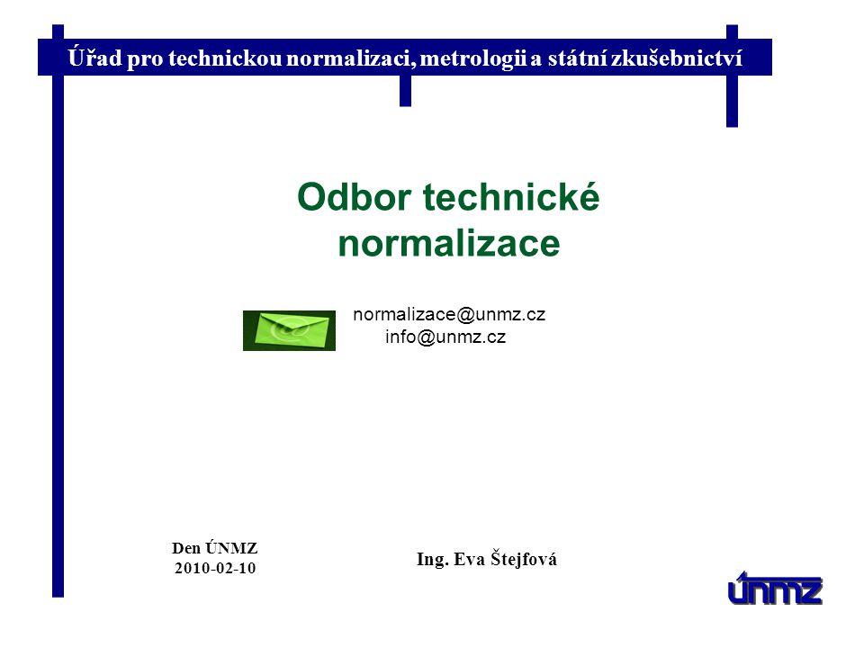 Odbor technické normalizace