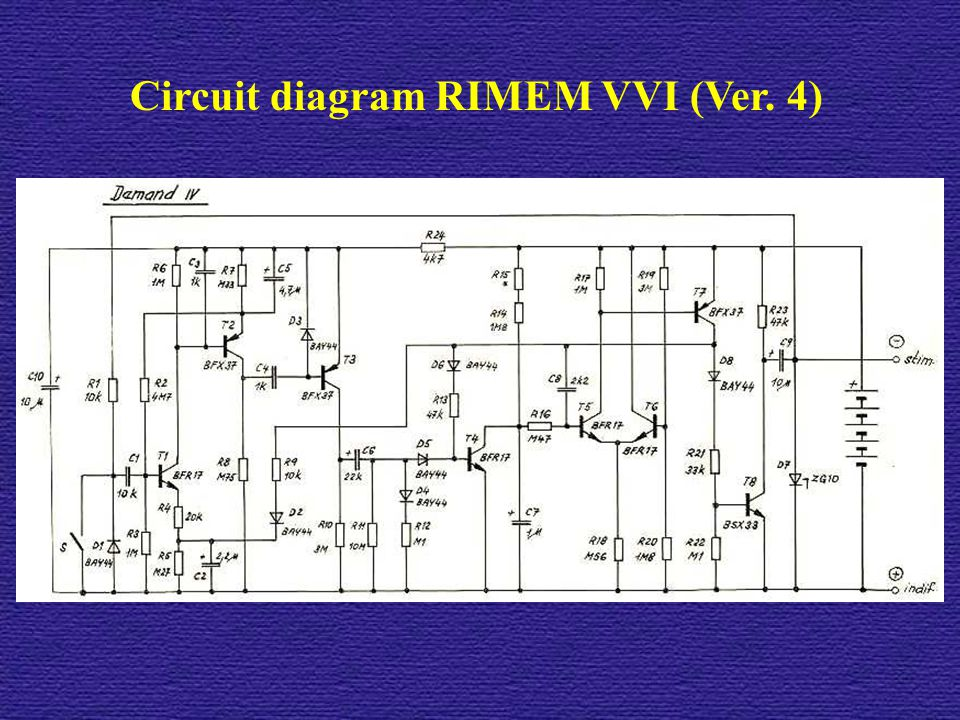 Circuit diagram RIMEM VVI (Ver. 4)