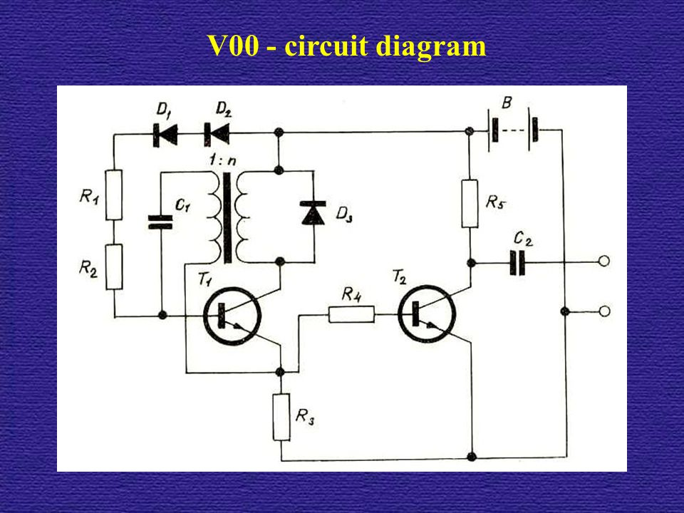 V00 - circuit diagram