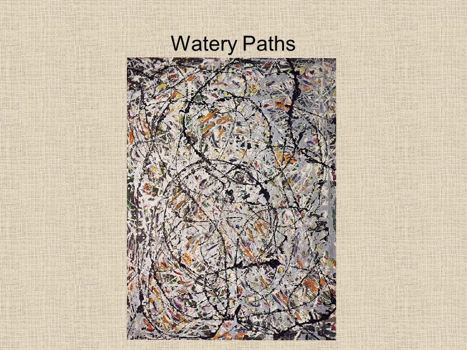 Watery Paths