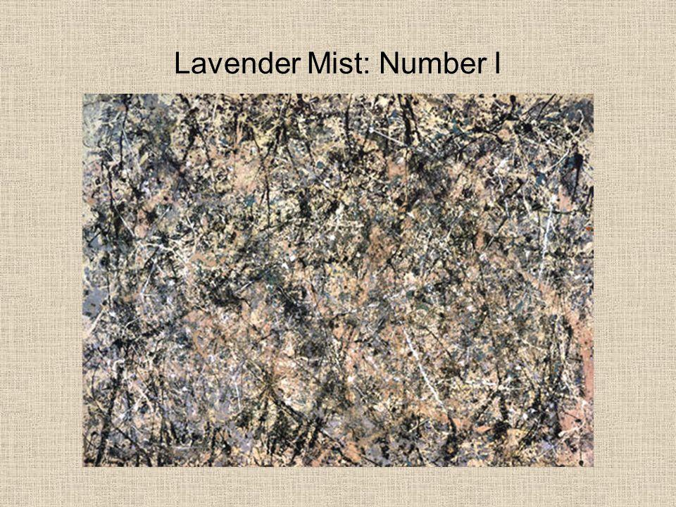 Lavender Mist: Number I