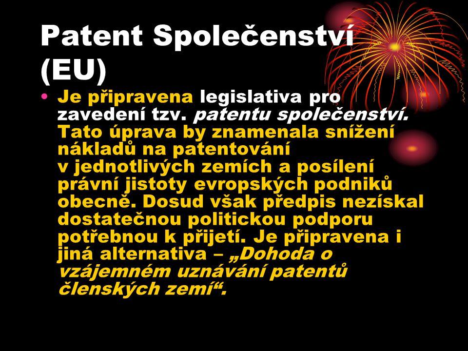 Patent Společenství (EU)