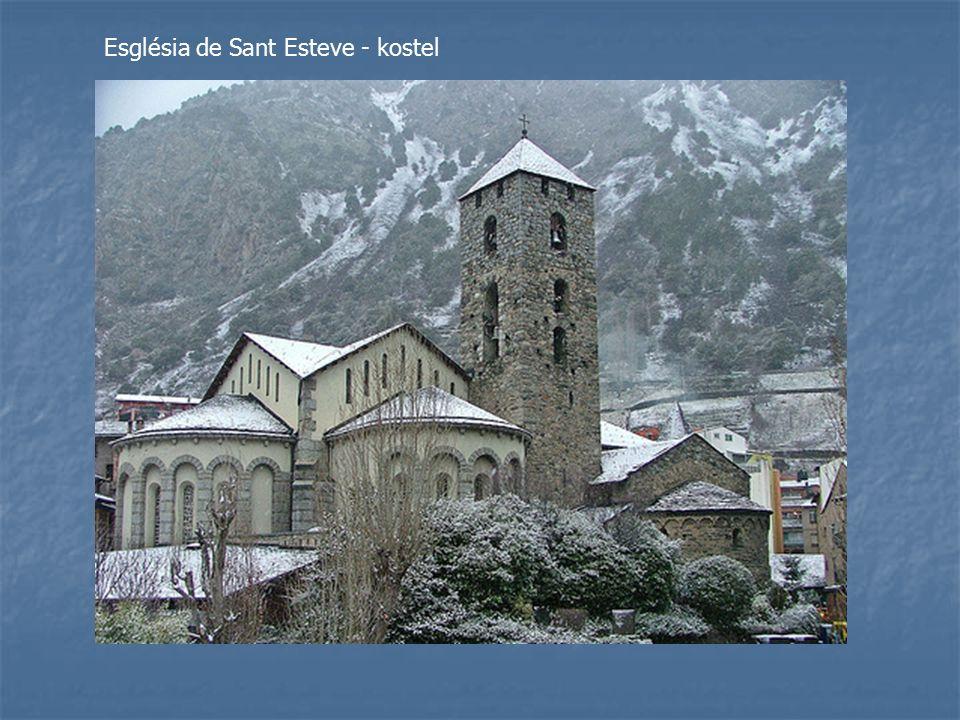 Església de Sant Esteve - kostel