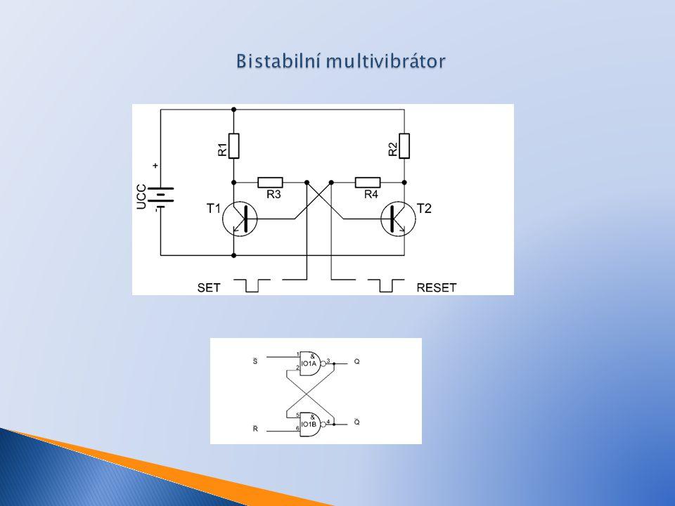 Bistabilní multivibrátor