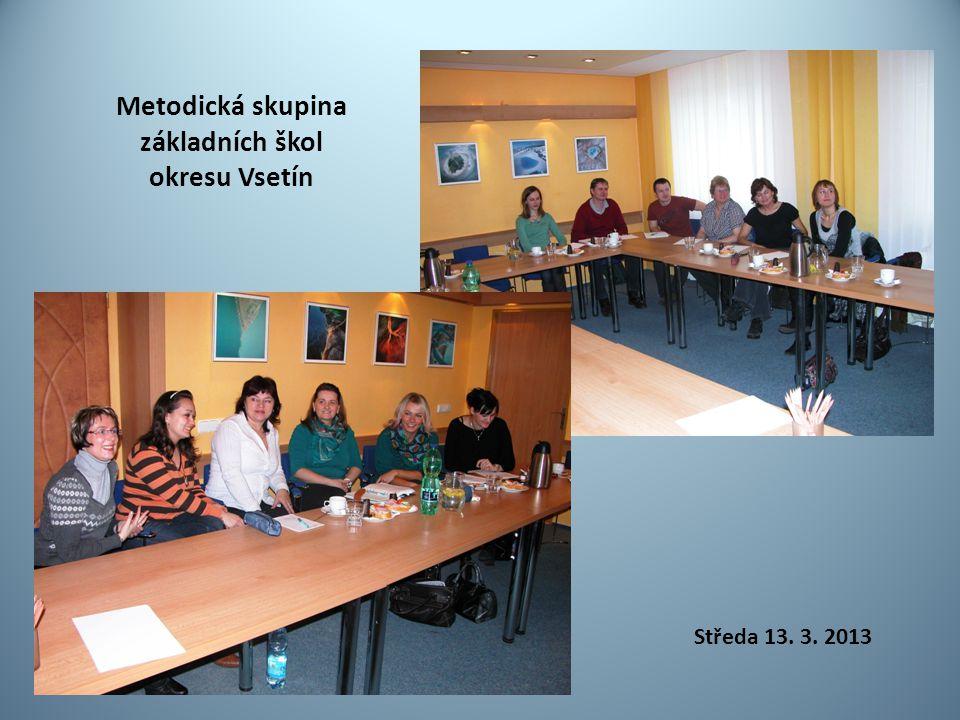 Metodická skupina základních škol okresu Vsetín