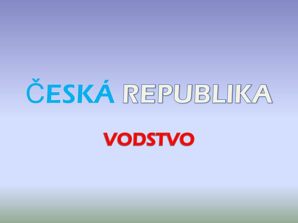 ČESKÁ REPUBLIKA VODSTVO