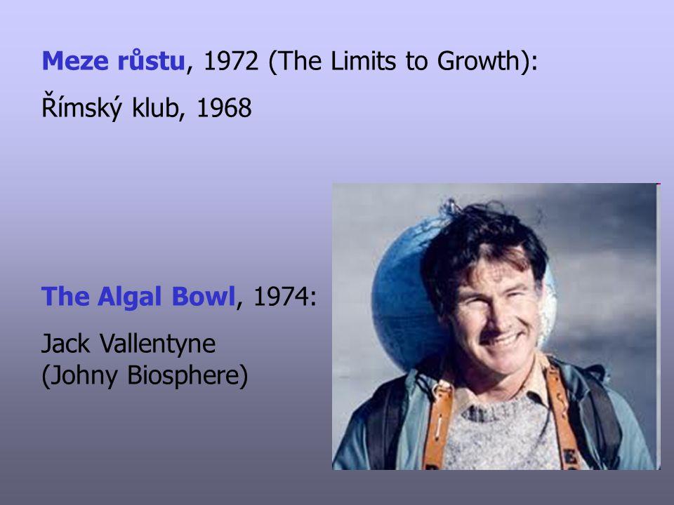 Meze růstu, 1972 (The Limits to Growth):