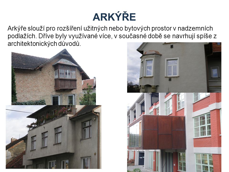 Zdroje ARKÝŘE.