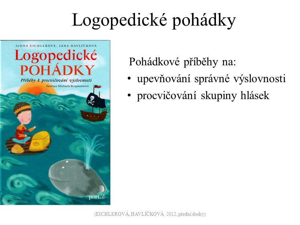 (EICHLEROVÁ, HAVLÍČKOVÁ. 2012, přední desky)