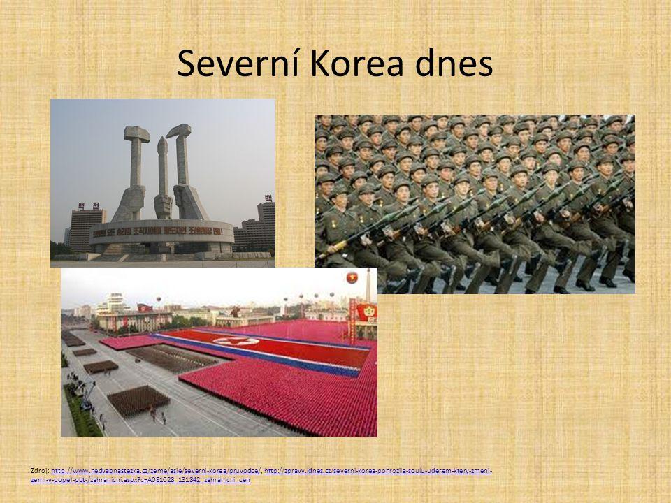 Severní Korea dnes