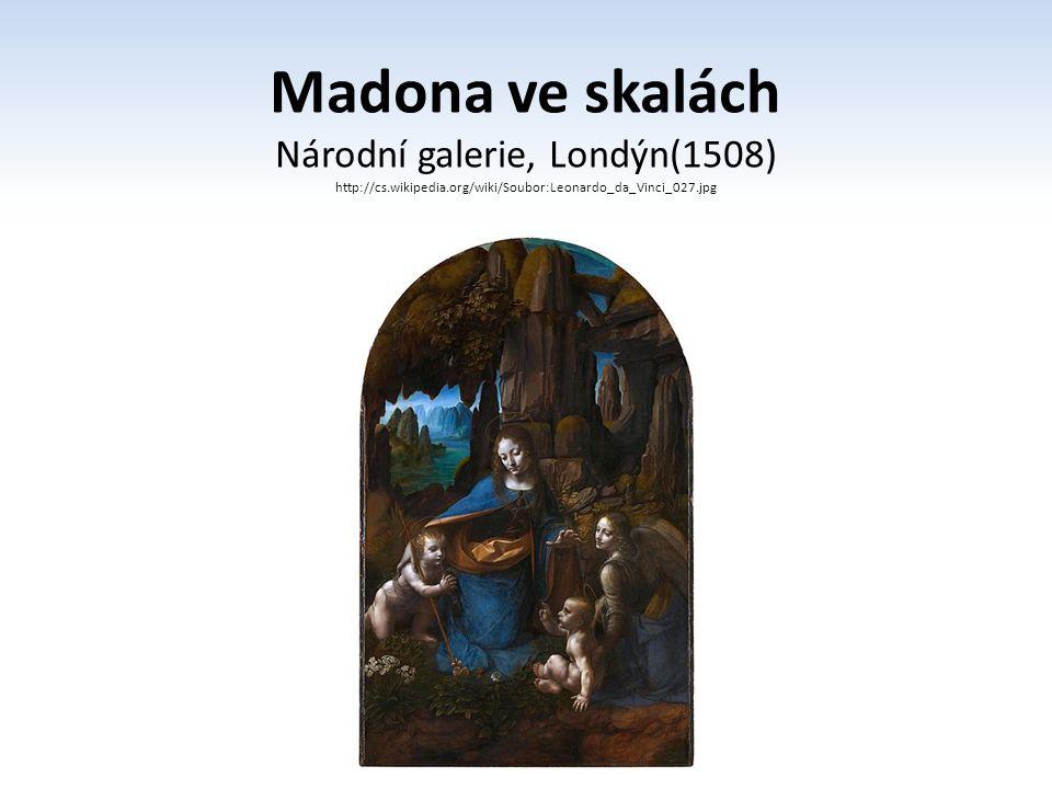 Národní galerie, Londýn(1508)
