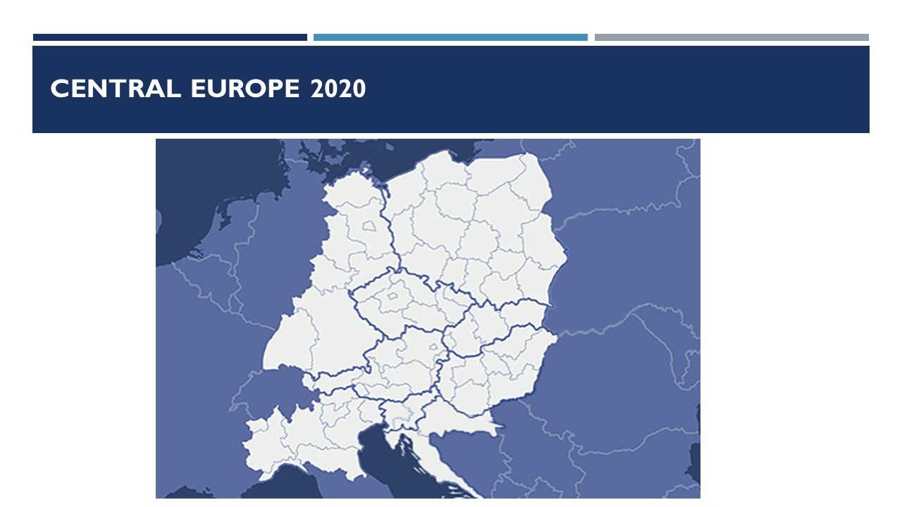 Central europe 2020