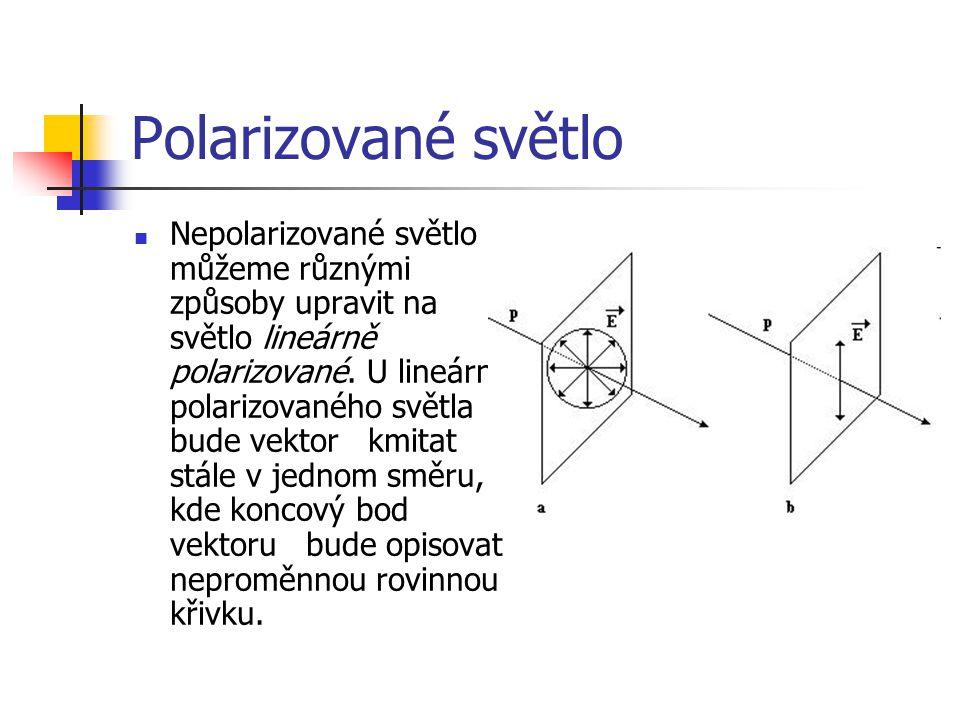 Polarizované světlo