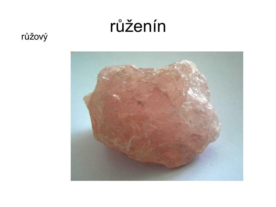 růženín růžový