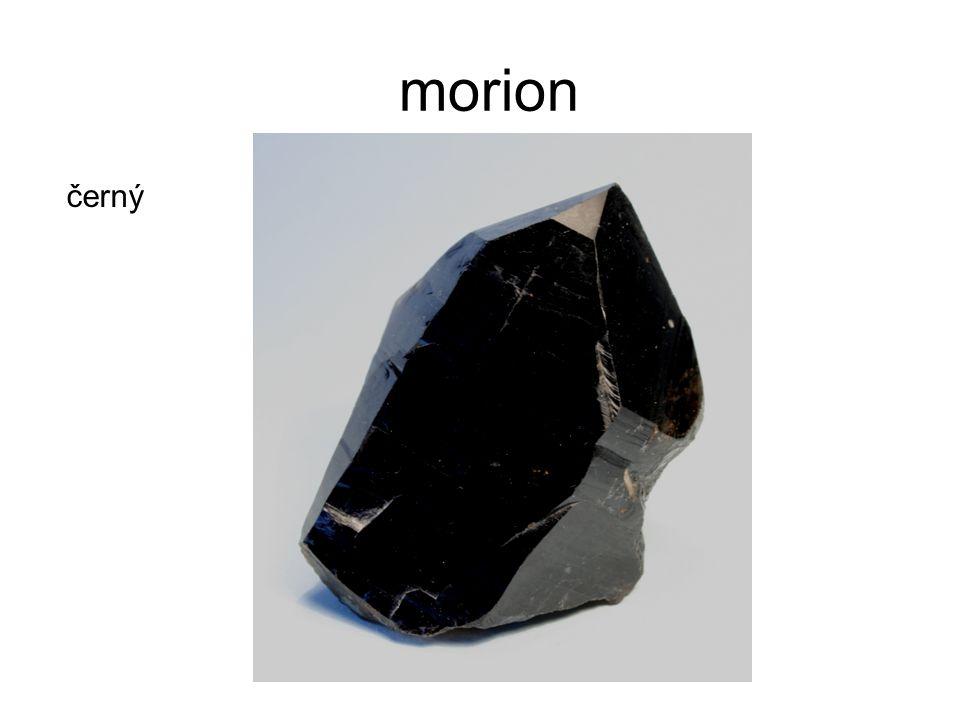 morion černý