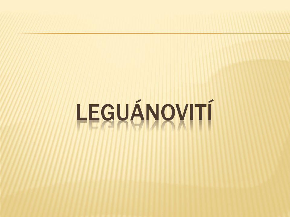 leguánovití