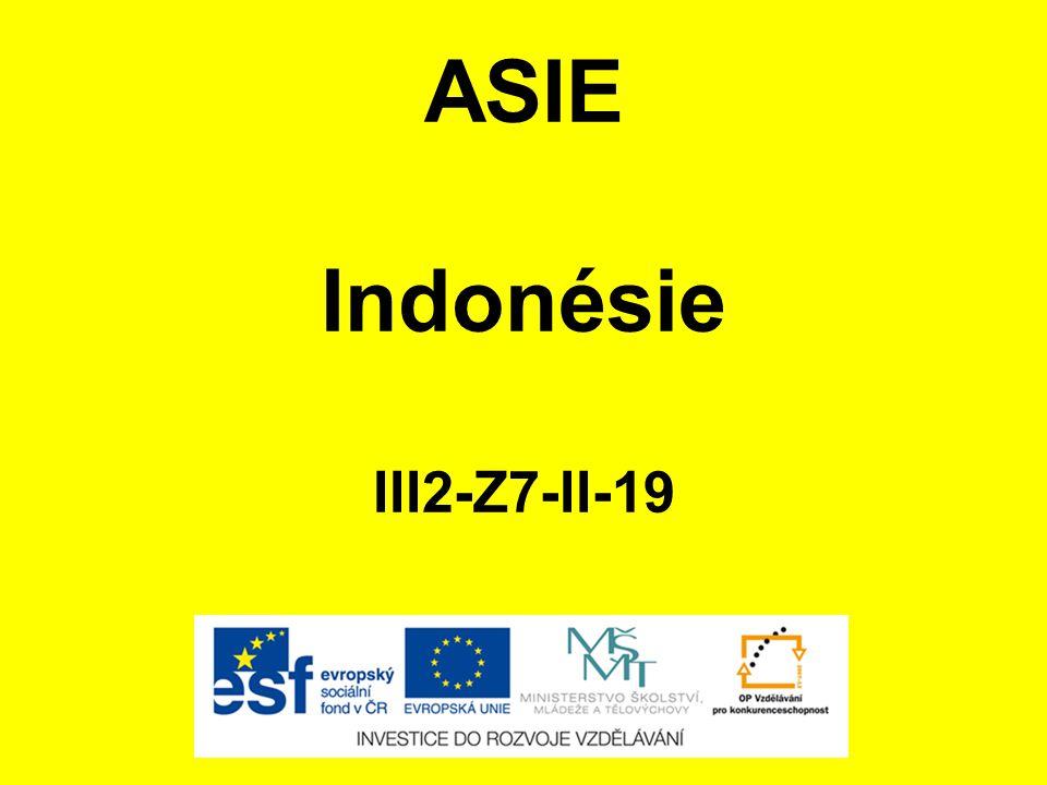 ASIE Indonésie III2-Z7-II-19