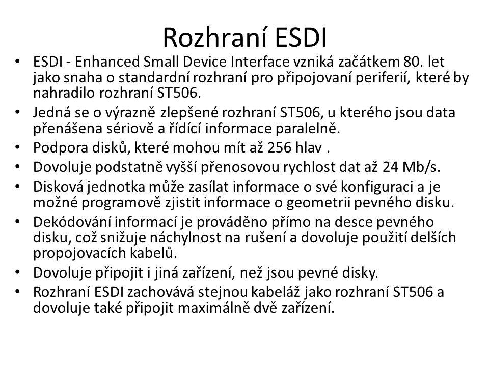 Rozhraní ESDI