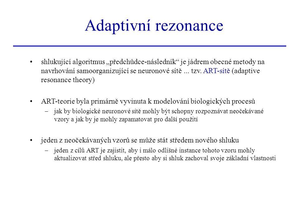 Adaptivní rezonance