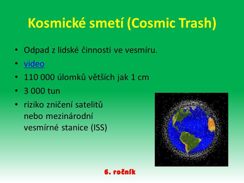 Kosmické smetí (Cosmic Trash)