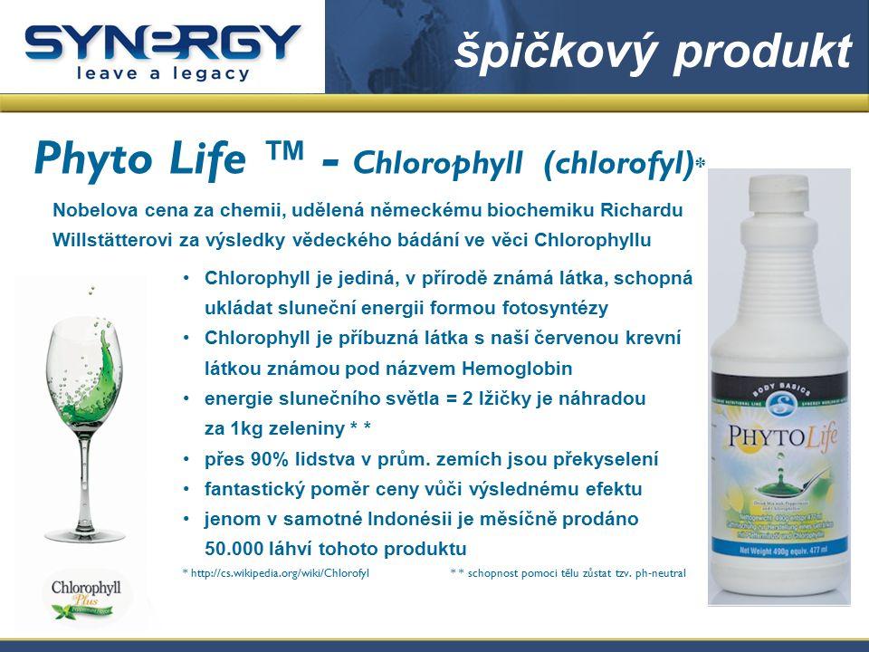 Phyto Life ™ - Chlorophyll (chlorofyl)*