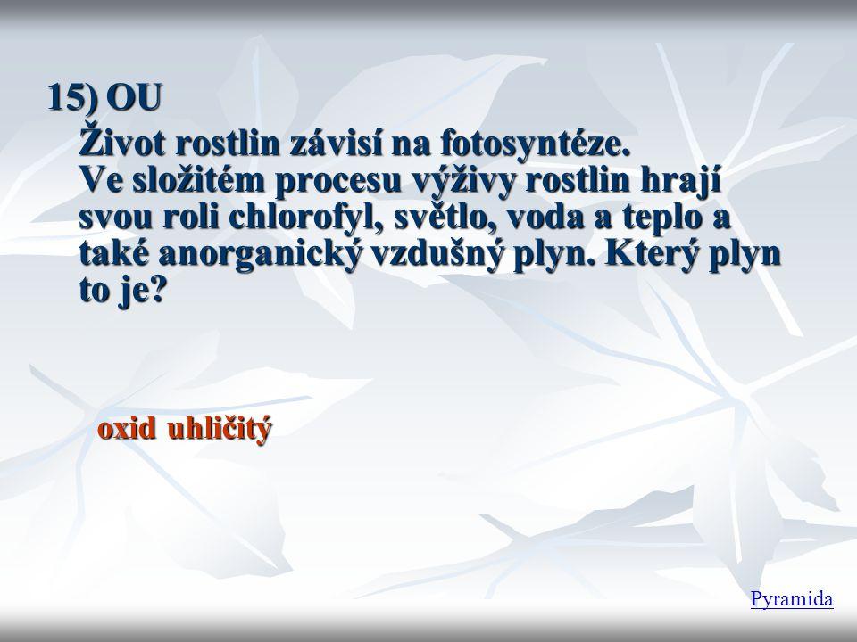 15) OU