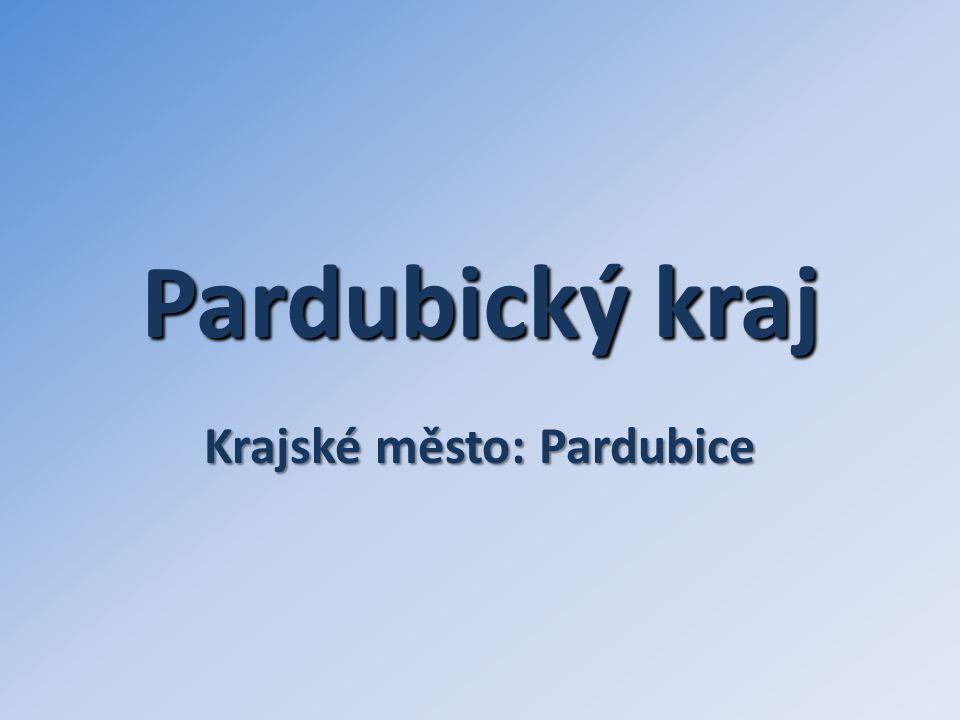 Krajské město: Pardubice