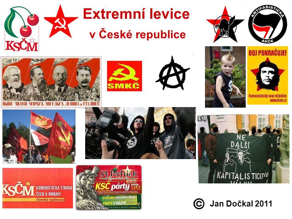 Extremní levice v České republice