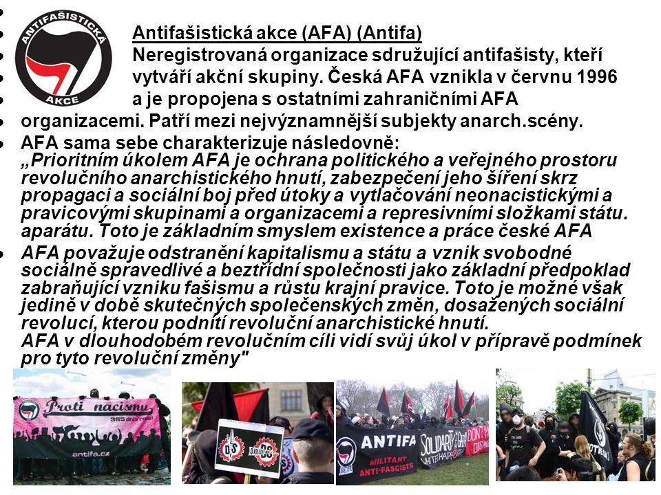 Antifašistická akce (AFA) (Antifa)