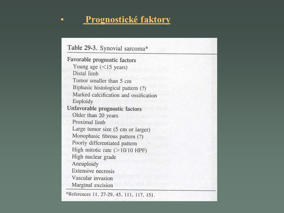 Prognostické faktory