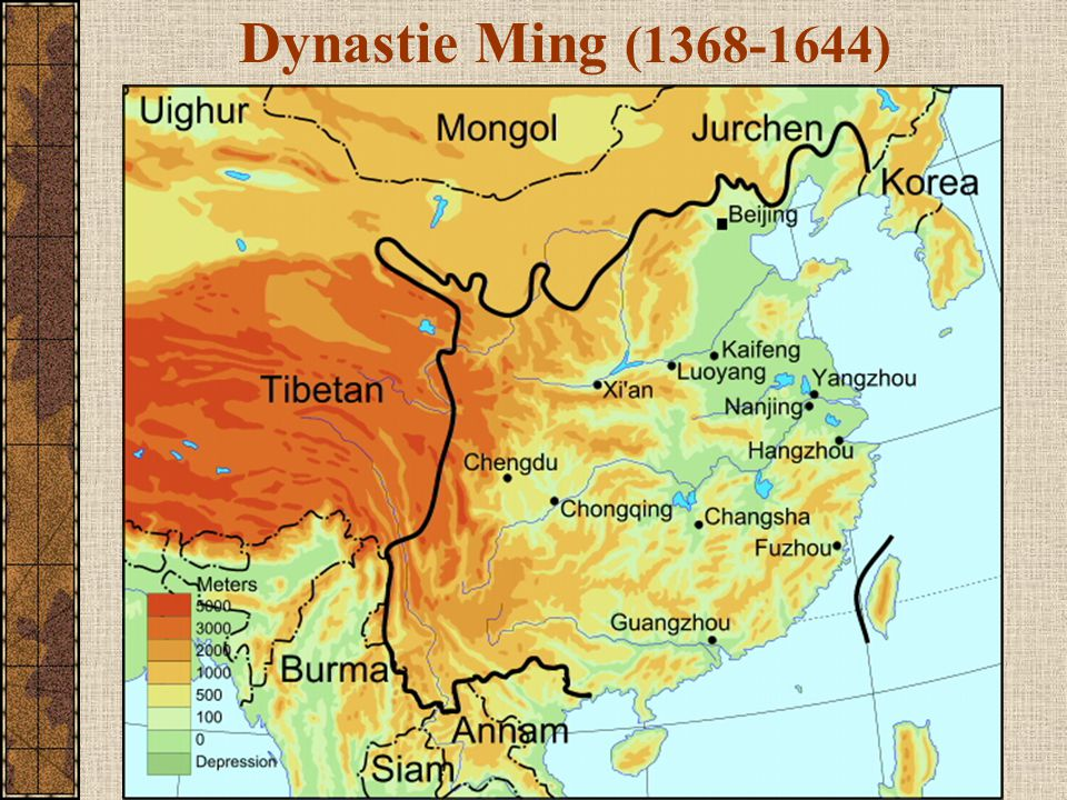 Dynastie Ming (1368-1644)