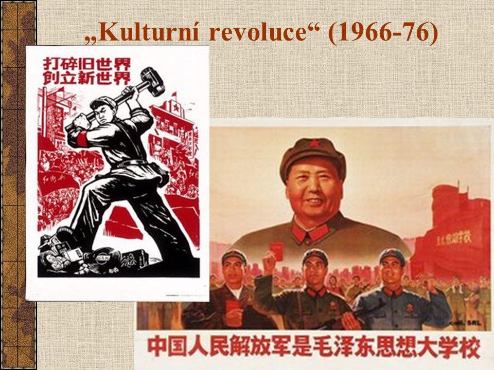 """""""Kulturní revoluce (1966-76)"""