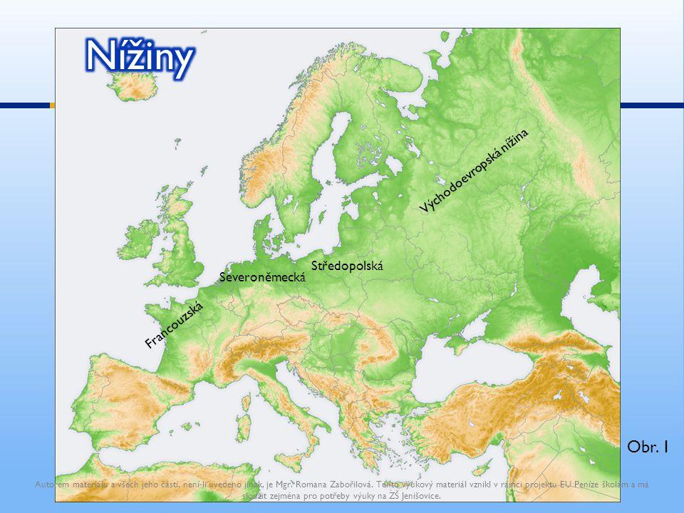 Východoevropská nížina